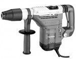 A sds max rotary hammer electric drill for drilling in hard or soft stone