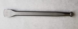 1in Steel Mallet Head Chisel w/ Rondel