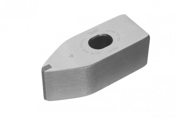 A carbide tipped stone masons or mash hammer used for general stone shaping and stone splitting