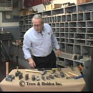 More About Trow and Holden Stone Hammers....