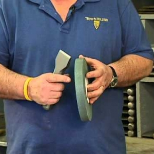 How To Best Maintain Your Trow and Holden Chisels